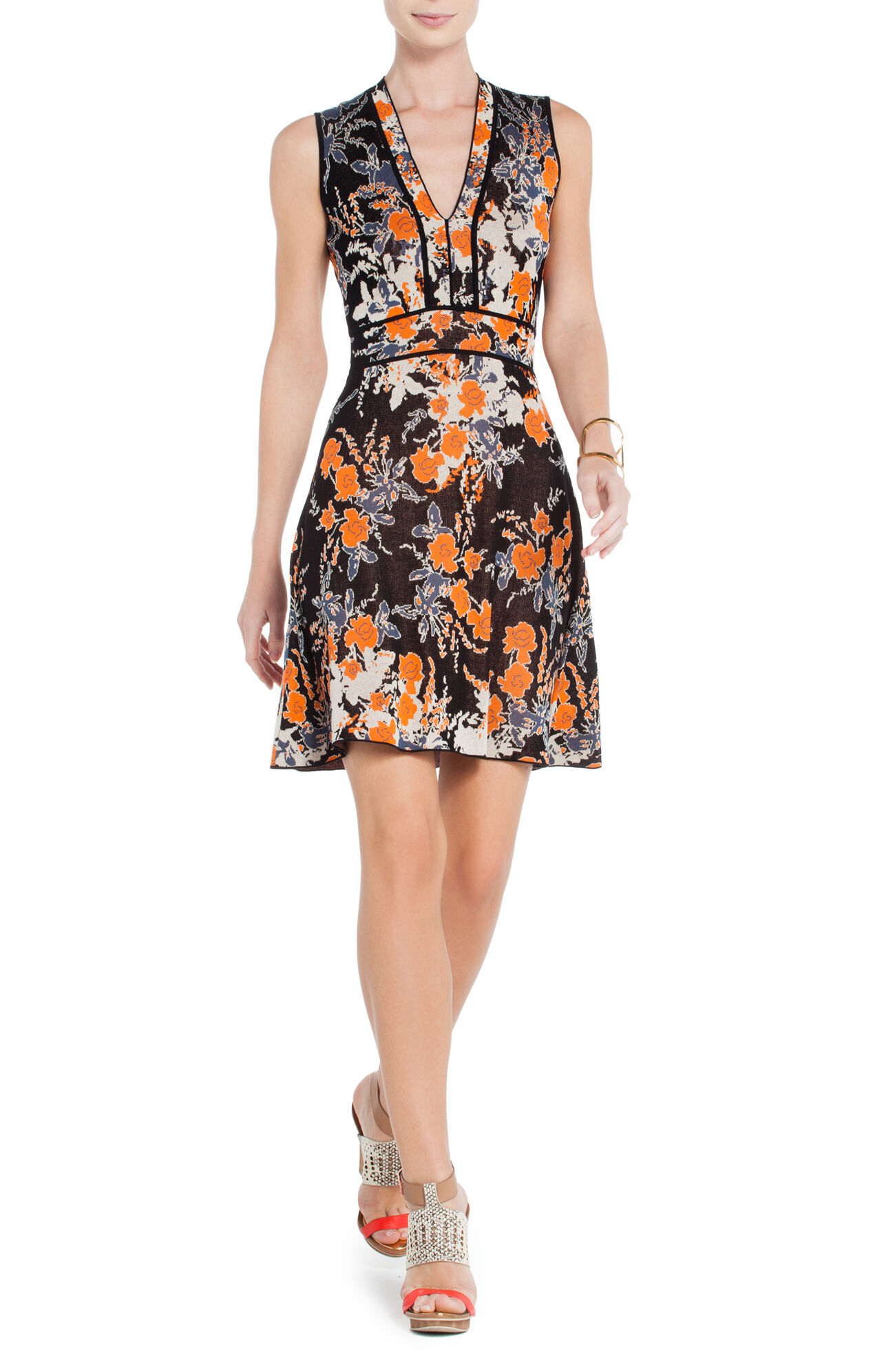 August A-Line Dress