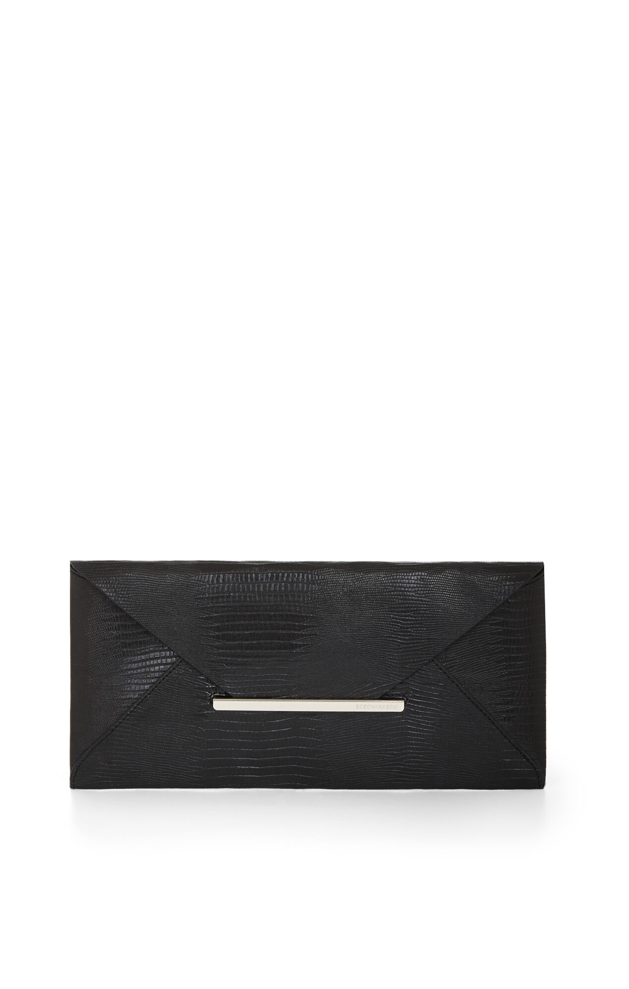 Embossed Envelope Clutch