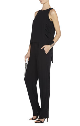 Callison Cutout Square-Neck Jumpsuit