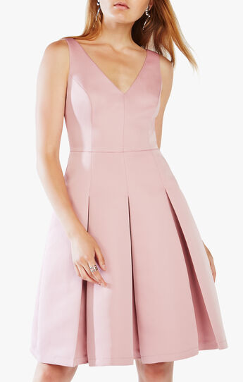 Tilldah Pleated Dress