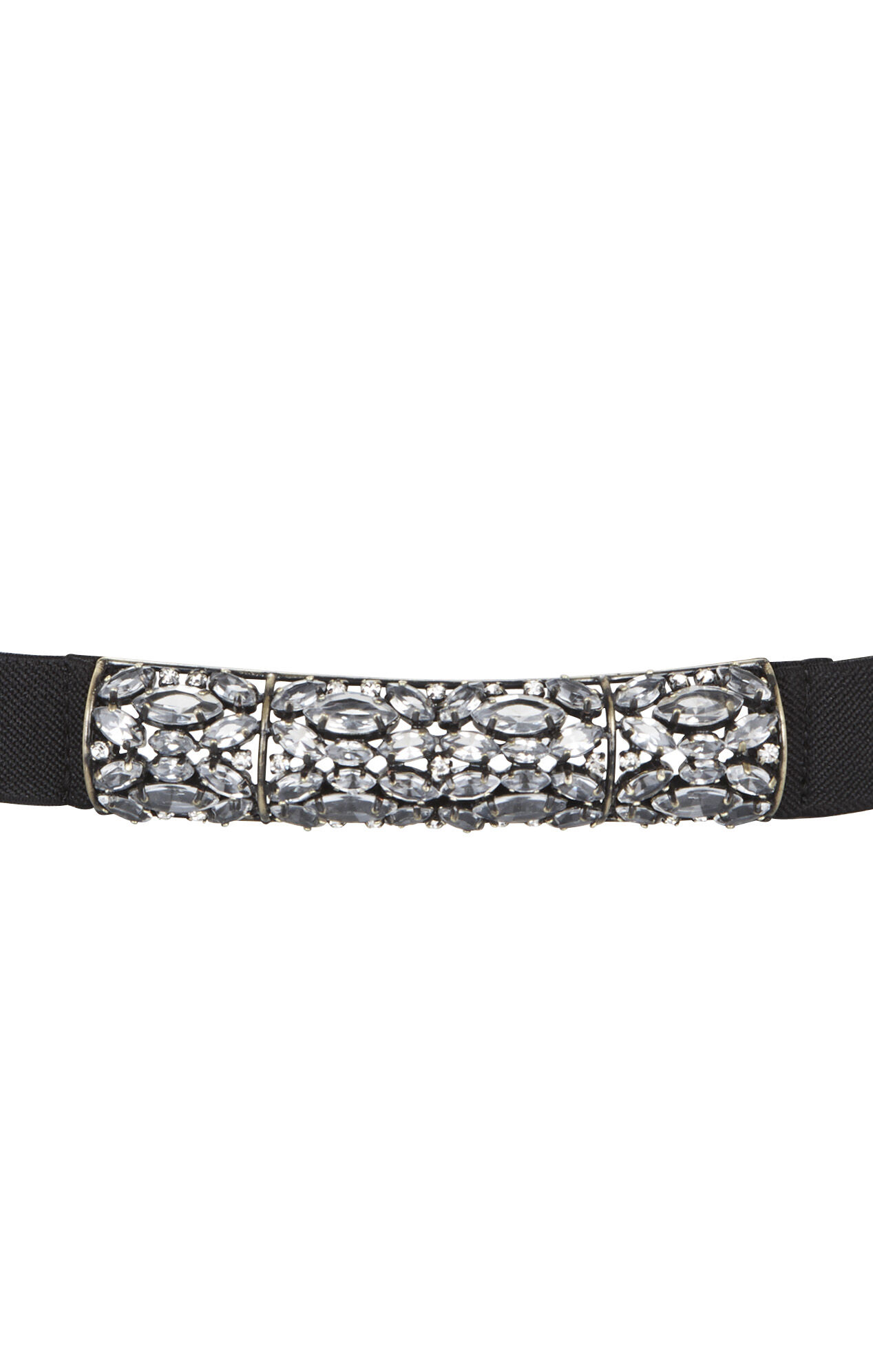 Domed-Stone Waist Belt