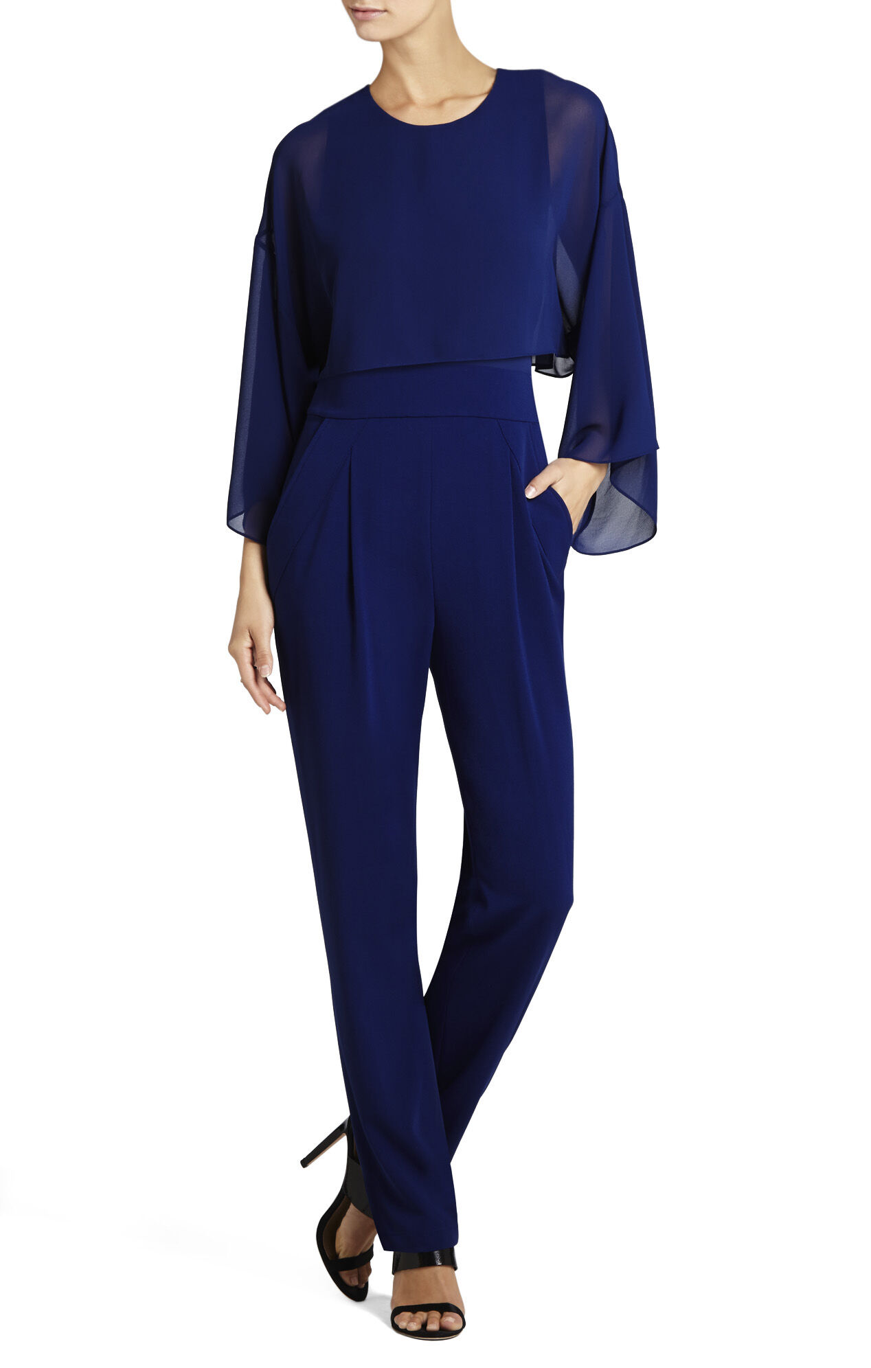 Zoee Layered Jumpsuit