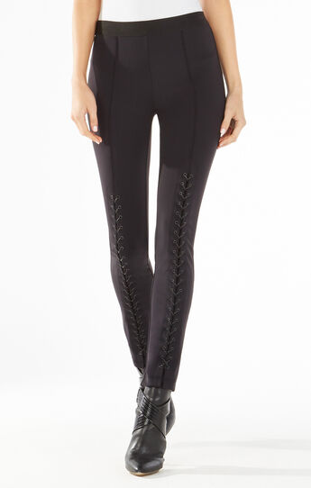 Beau Lace-Up Leggings