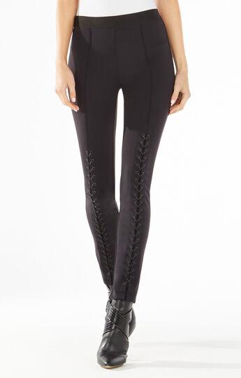 Beau Lace-Up Leggings