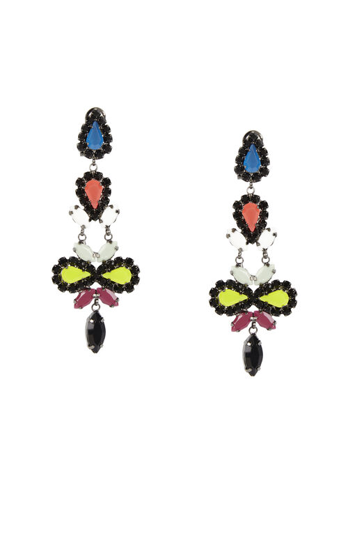 Boho Tribal Statement Earrings