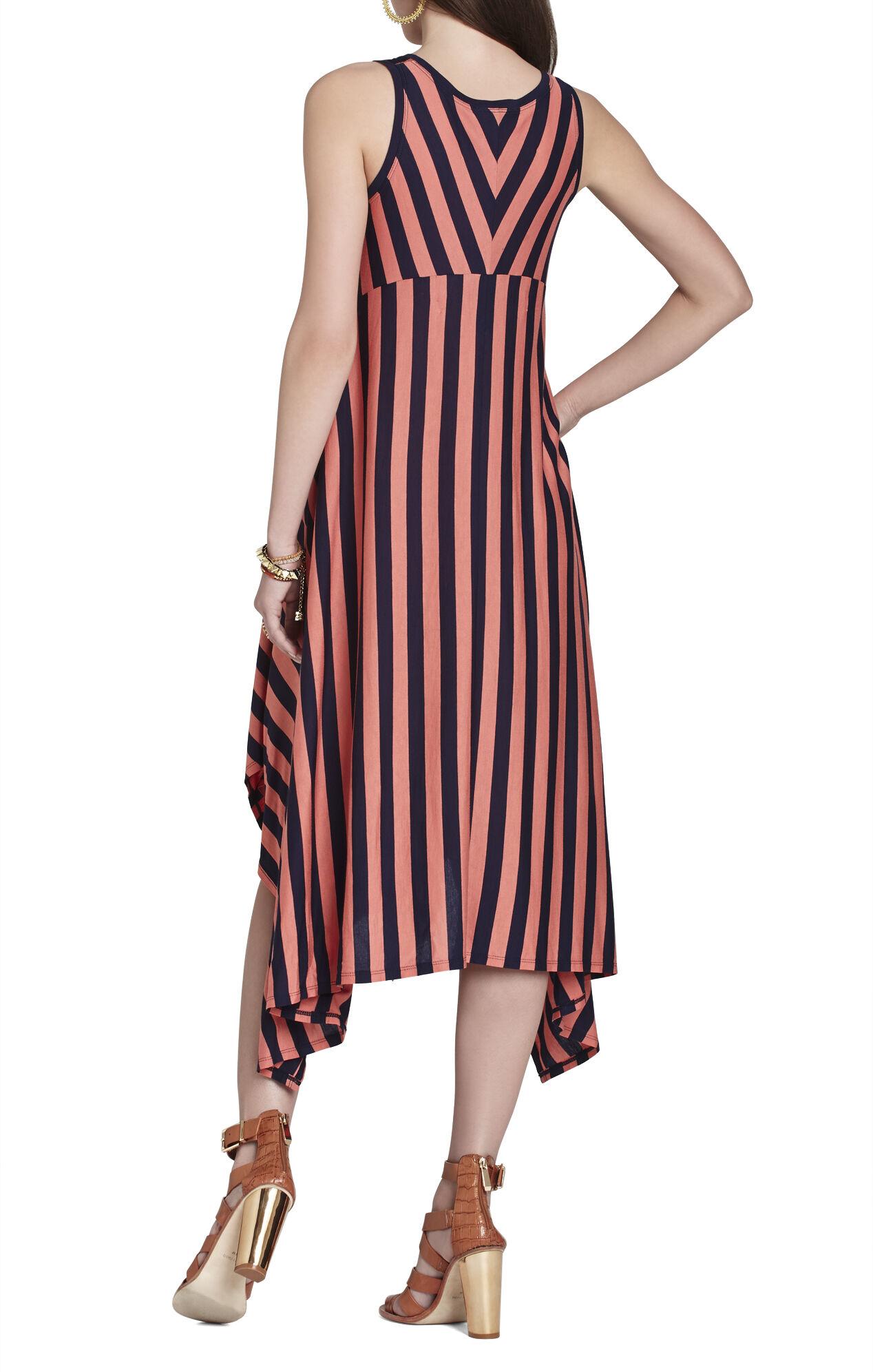 Mylene Handkerchief-Hem Knit Dress
