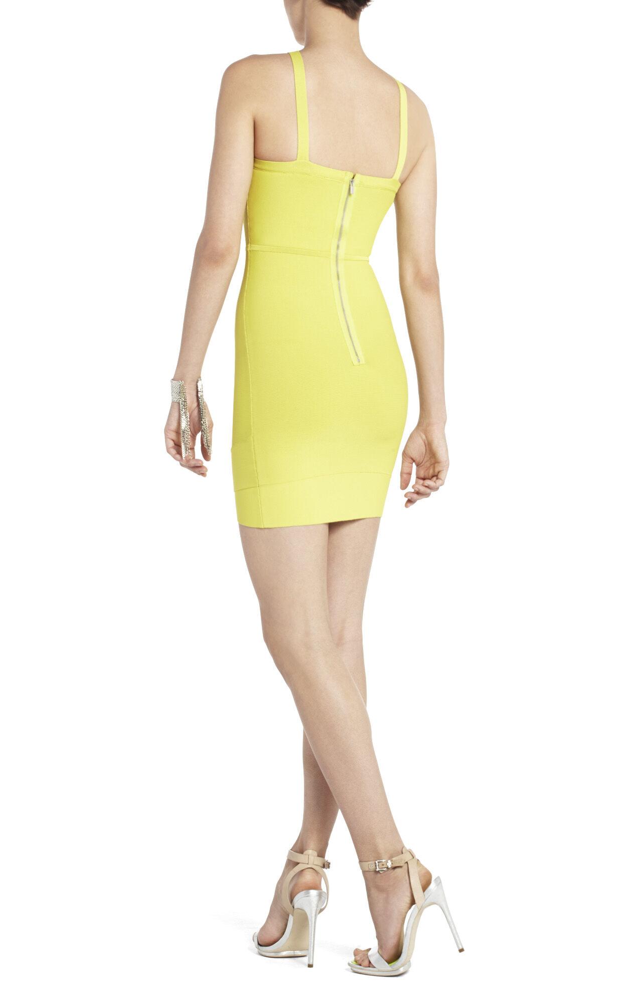 Sugi Criss-Cross Halter Dress