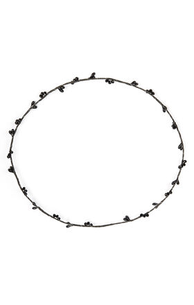 Beaded Wreath Headband
