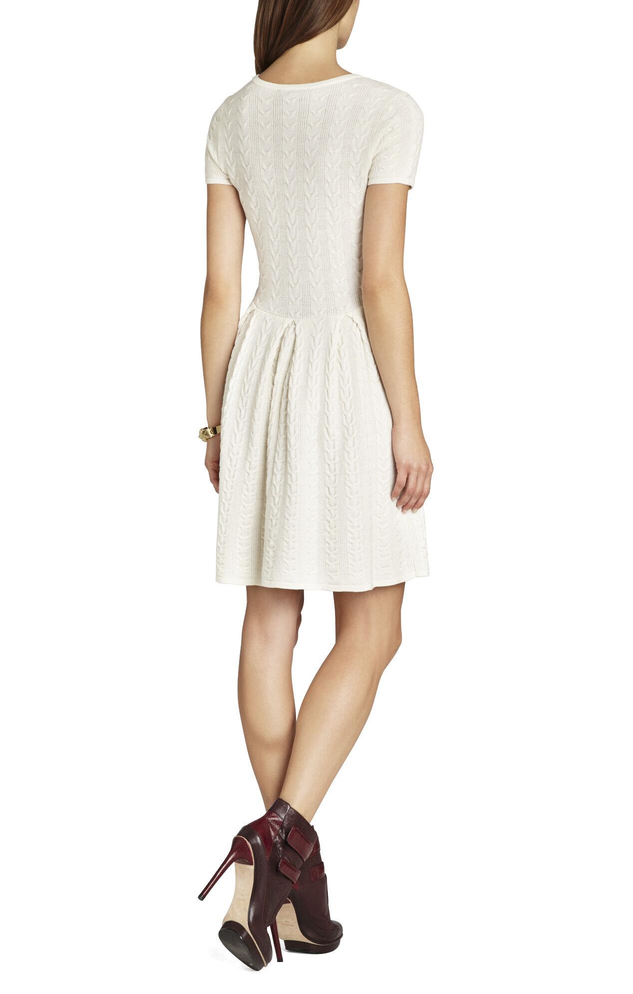 Cydney Cable A-Line Dress