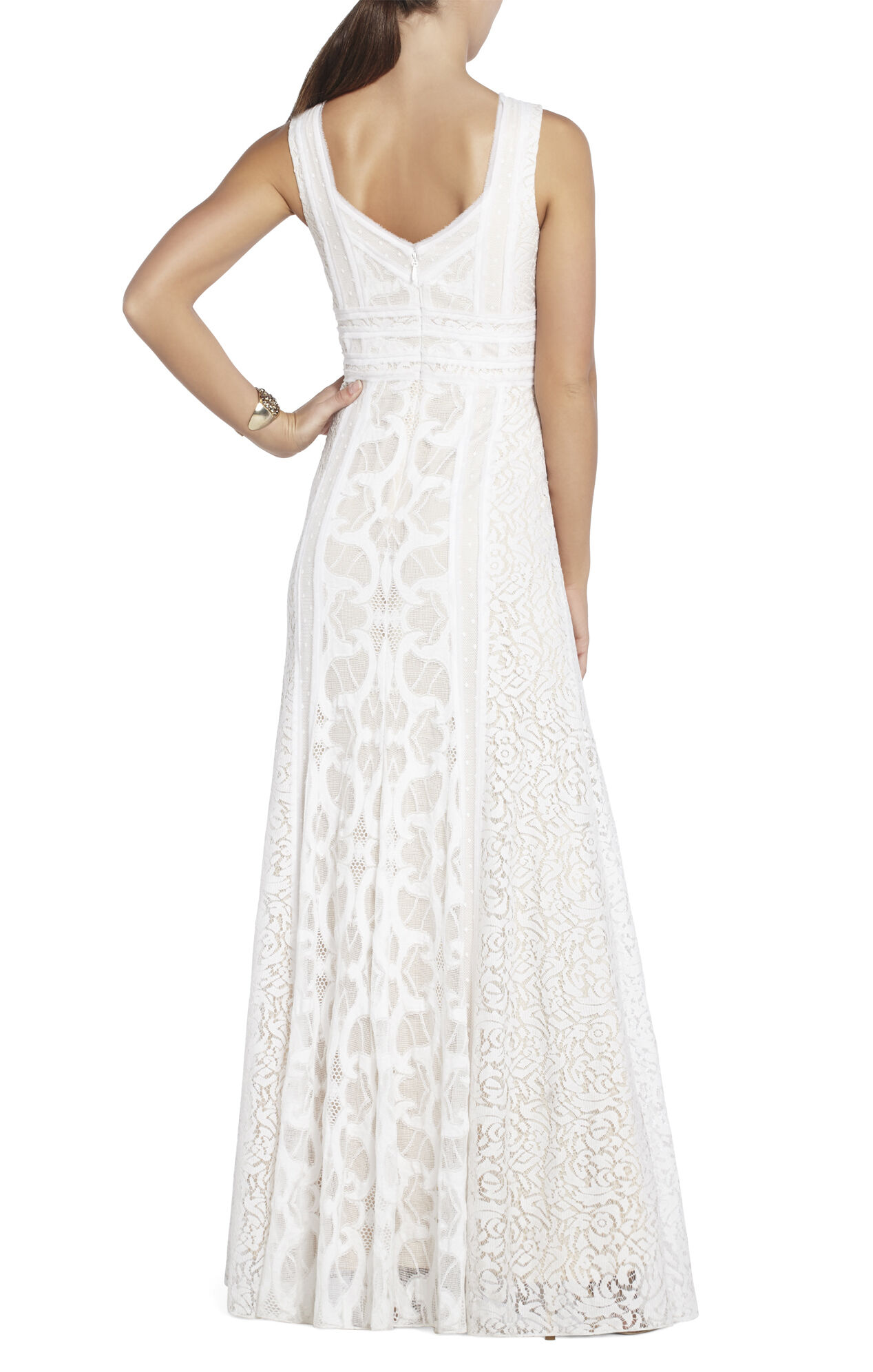 Kelley Lace Gown