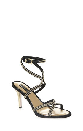 Primp High-Heel Sandal