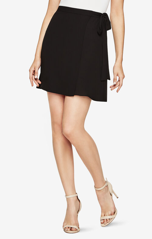 Aviva Mini Wrap Skirt
