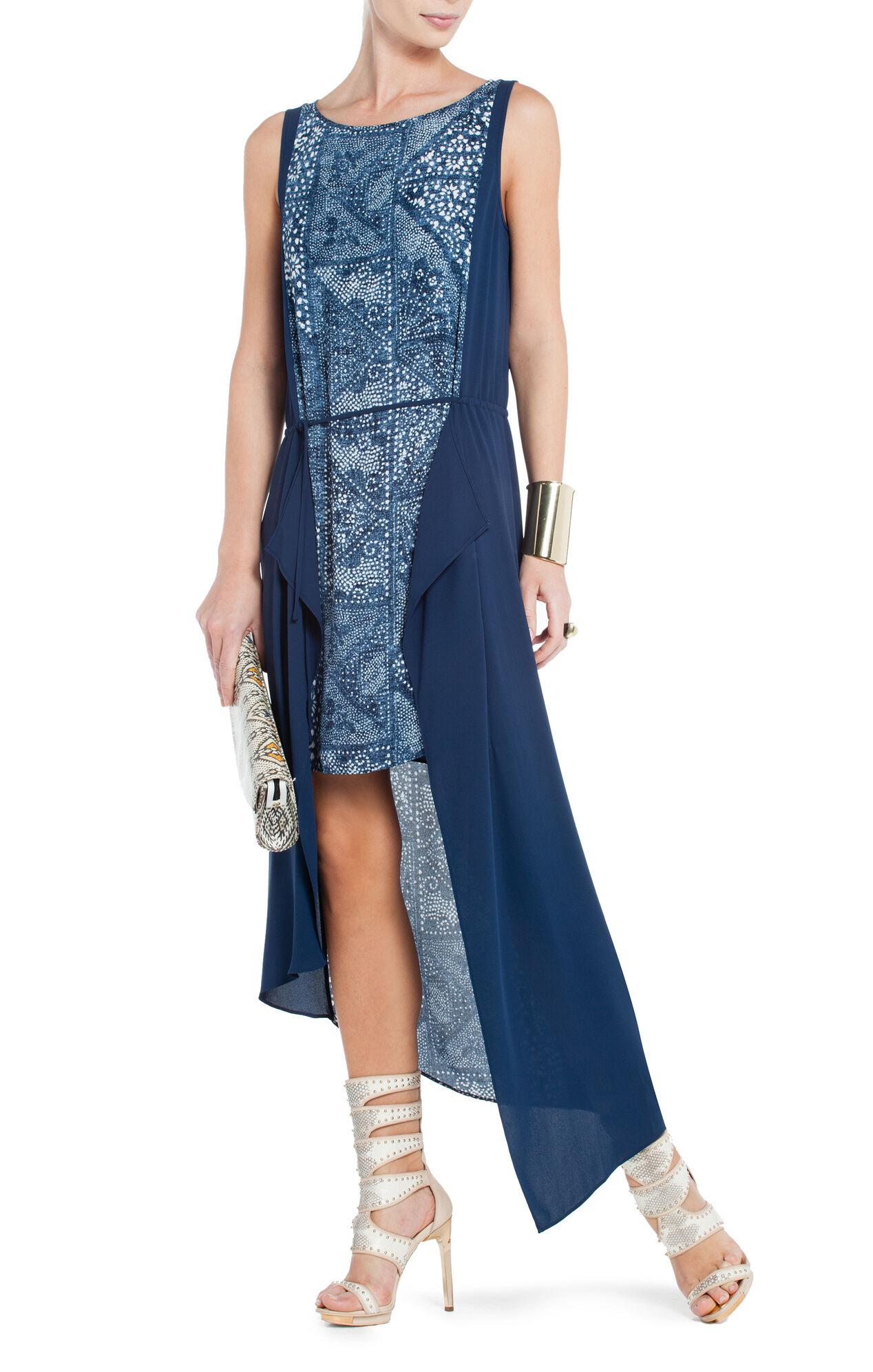 Urika Asymmetrical Dress