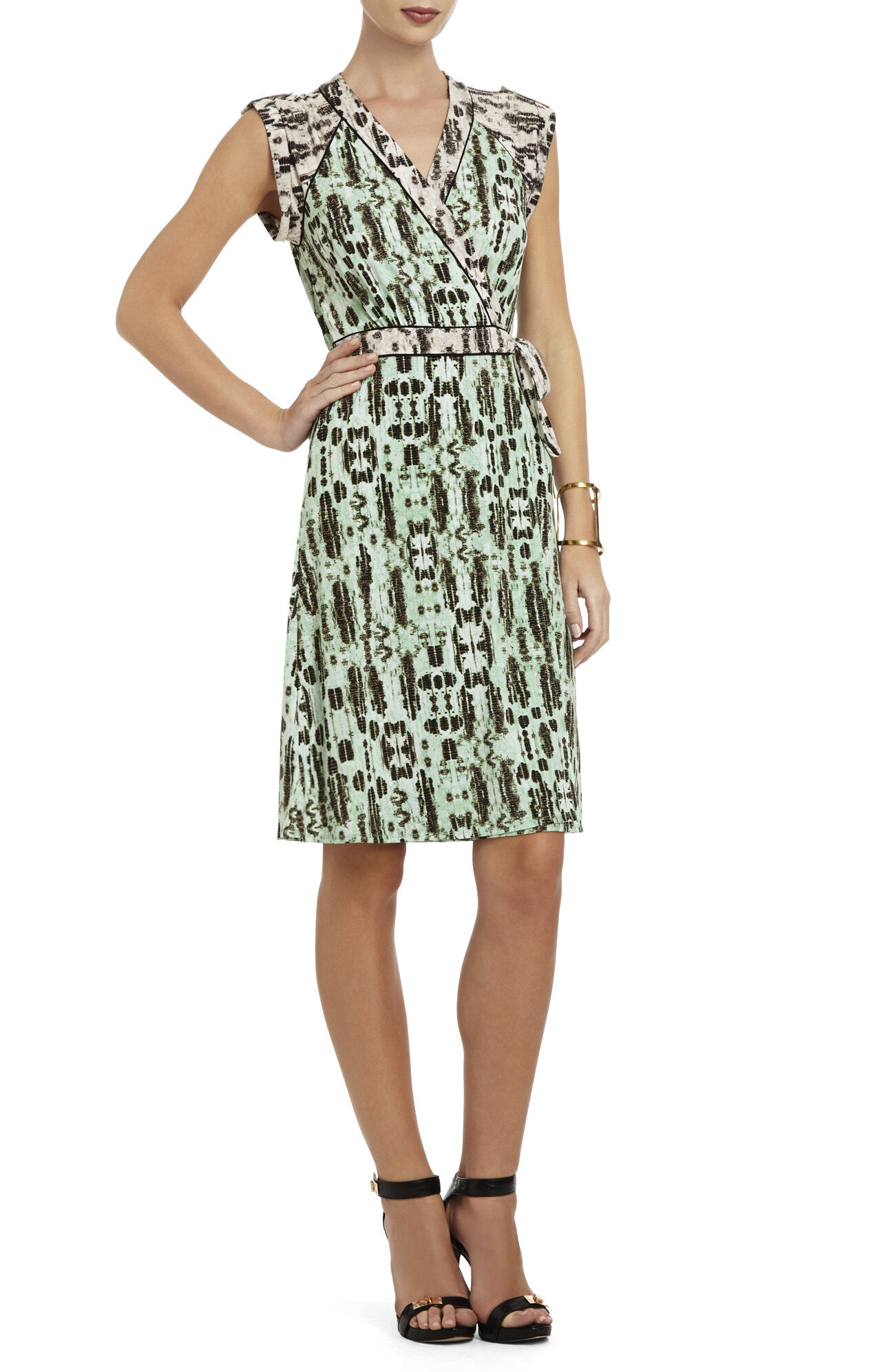 Lylee Wrap Dress