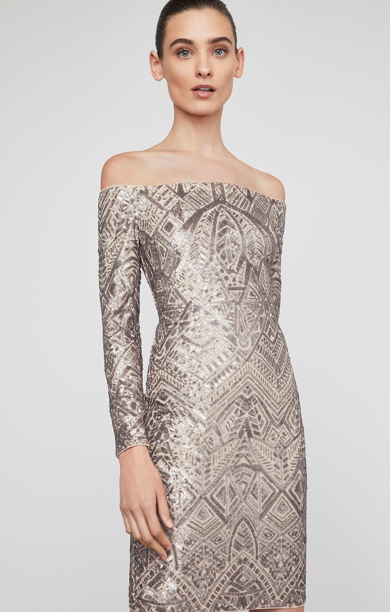Eunice Sequined Dress