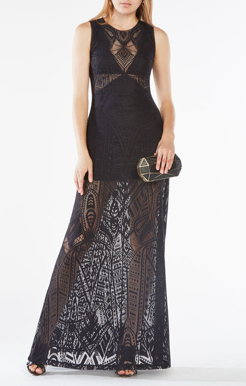 Stellah Lace Gown