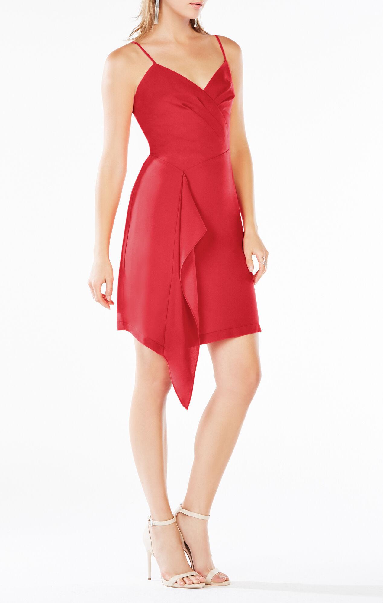 Cornelia Draped Dress