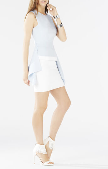 Ariana High-Low Sleeveless Top