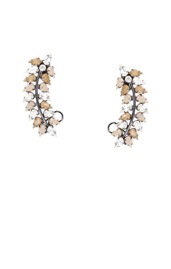 Multi Stone Ear Cuffs