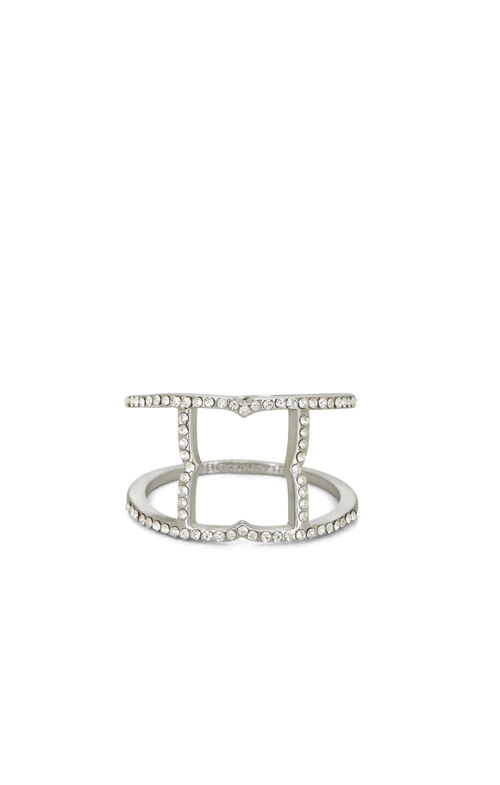 Pave Icon Ring