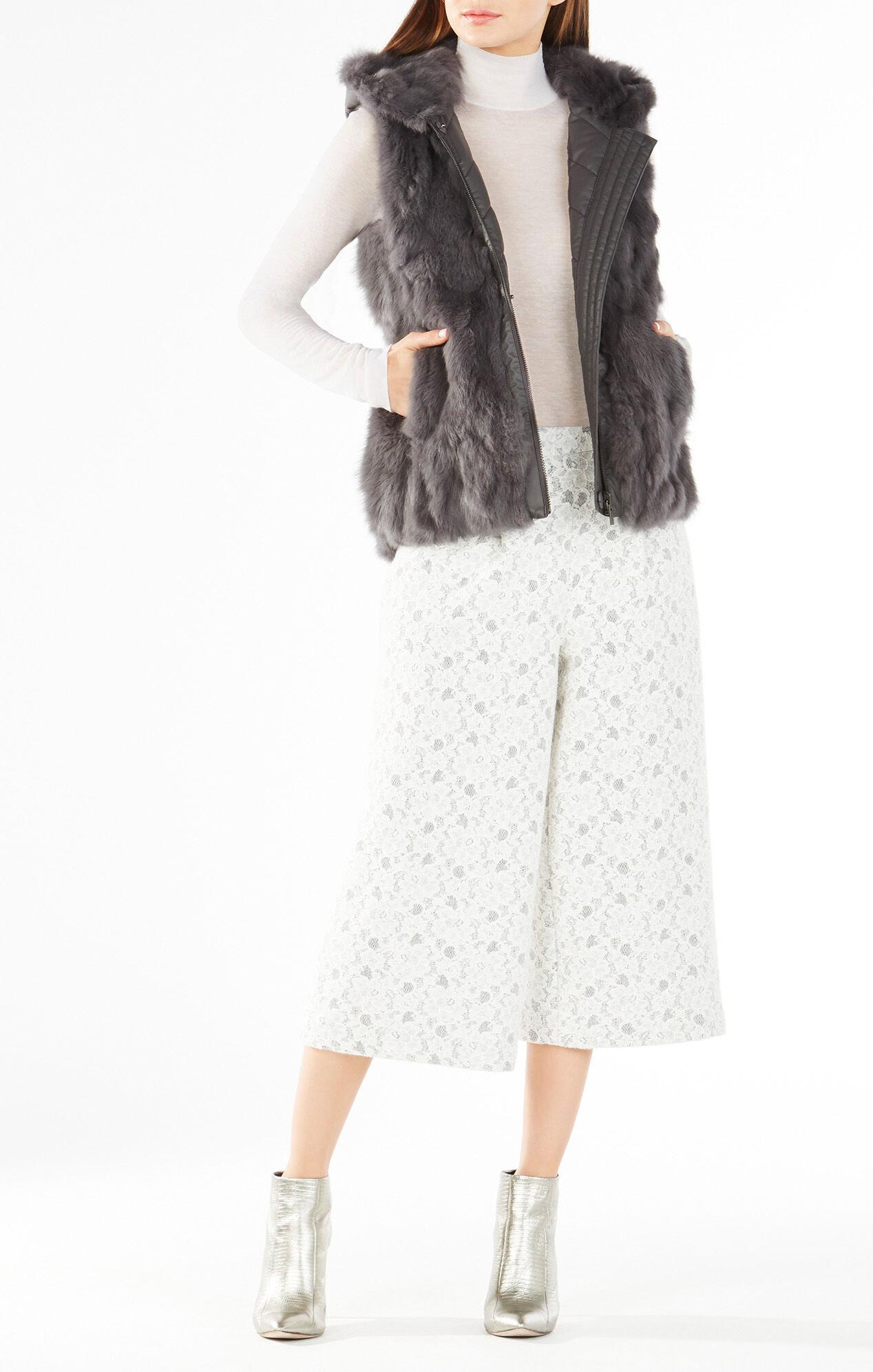 Mimi Reversible Fur Vest