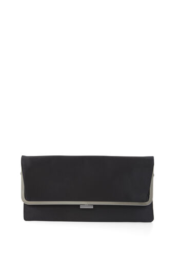 Camille Framed Satin Clutch