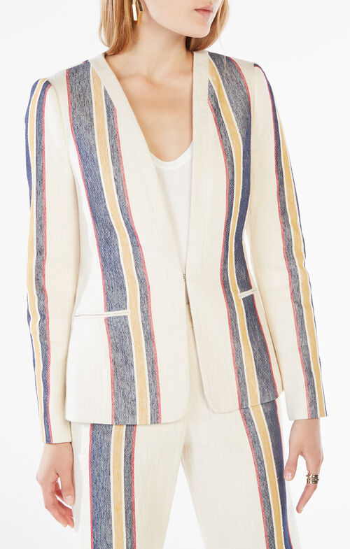 Emmett Striped Blazer