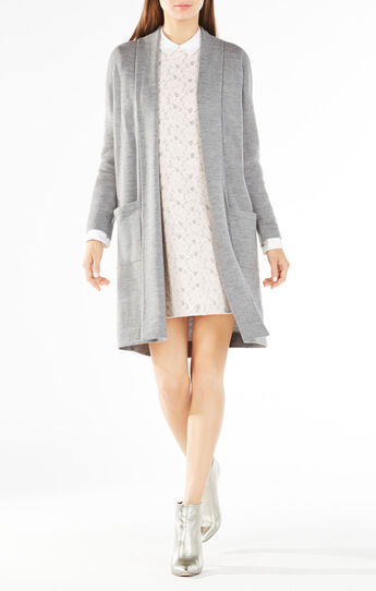 Alizeh Open-Front Cardigan