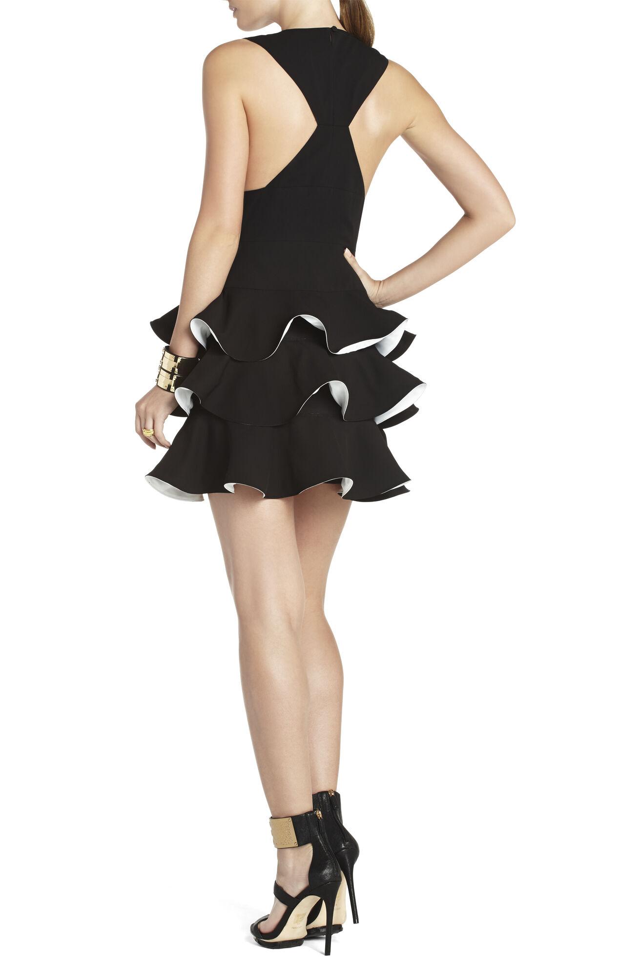 Katia Ruffled Sleeveless Dress
