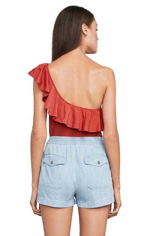 Courtnie One-Shoulder Top
