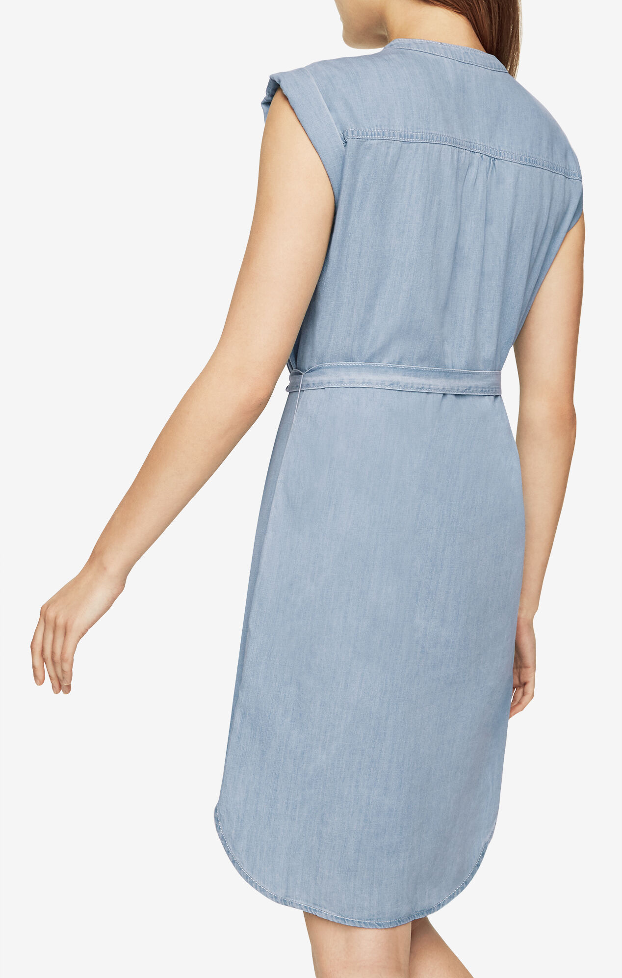Kayli Denim Dress