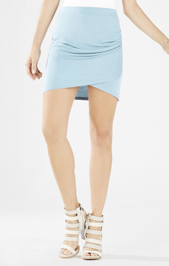 Paloma Pleated Tulip Skirt
