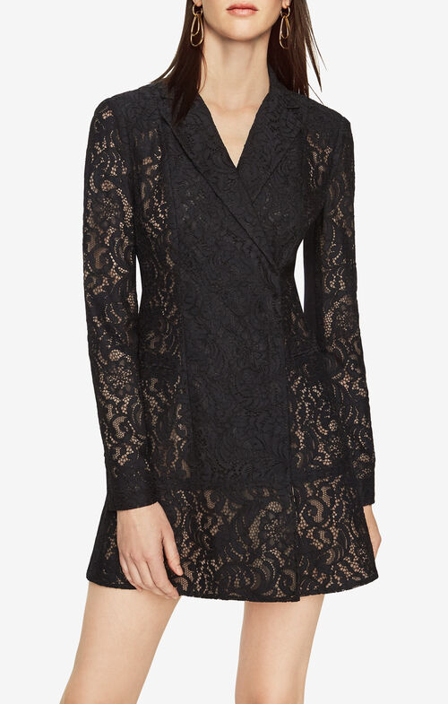 Aryn Lace Jacket Dress
