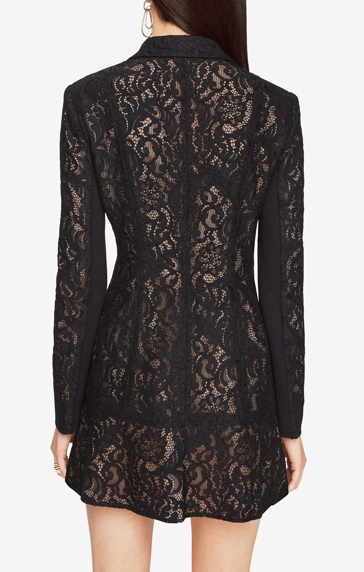 Aryn Lace Jacket Dress
