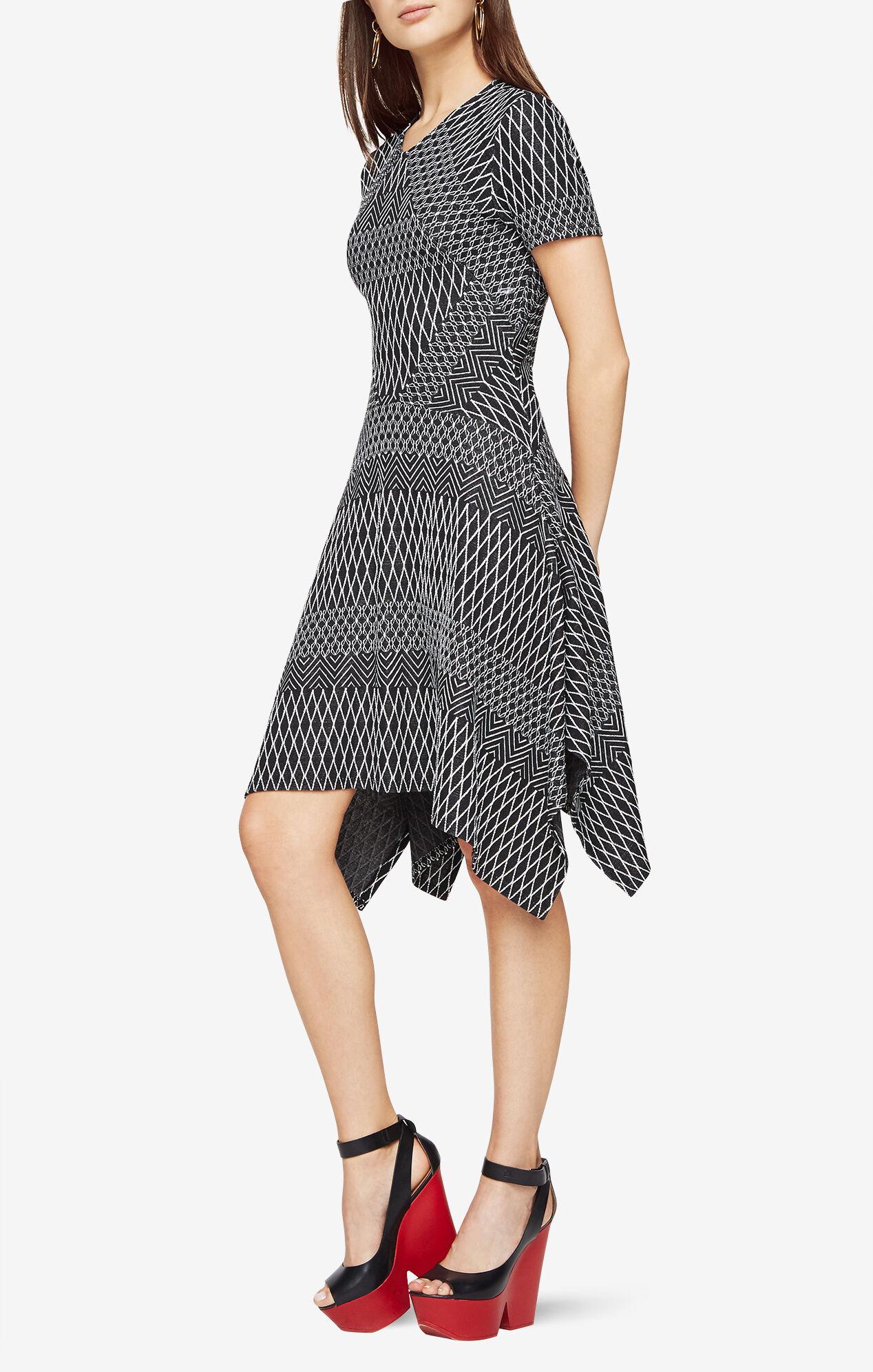 Arsley Deco-Knit Dress