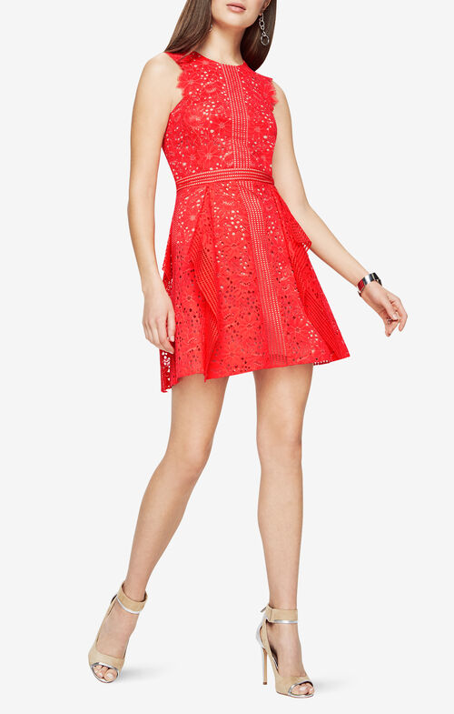 Ondina Floral Lace Dress