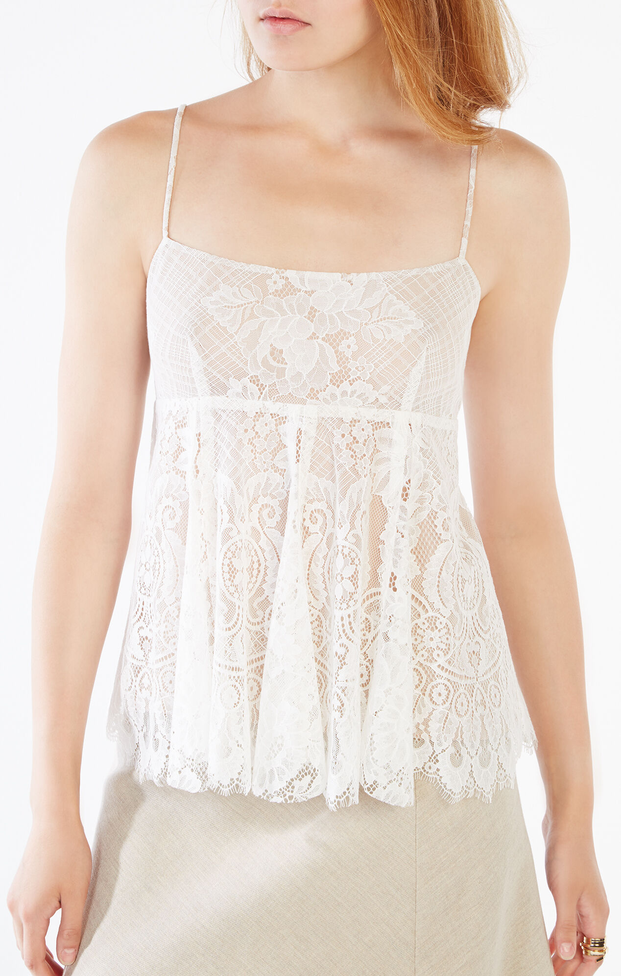Find lace camisole tops at ShopStyle. Shop the latest collection of lace camisole tops from the most popular stores - all in one place. Get a Sale Alert Get a Sale Alert at Neiman Marcus Tanya Taylor Gia Floral-Print Lace Cami Top $ Get a Sale Alert at H&M H&M Satin and Lace Camisole Top - White $ Get a Sale Alert at H&M .