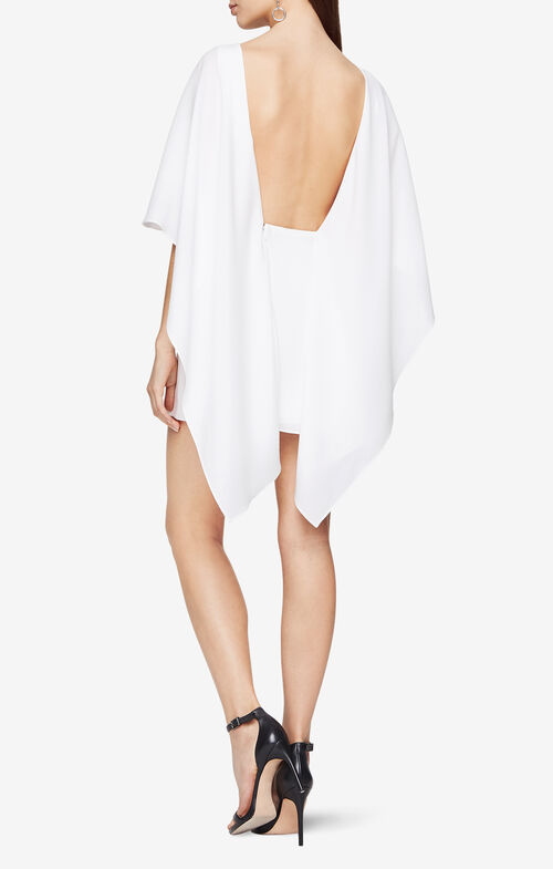 Jamey Cape Dress