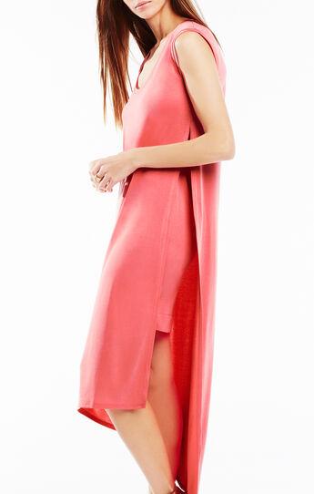 Natallie Asymmetrical Jersey Dress
