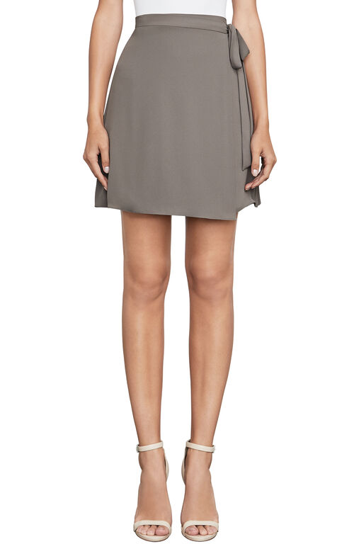 Aviva Mini Wrap Skirt