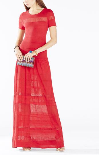 Sydnie Sheer Dress