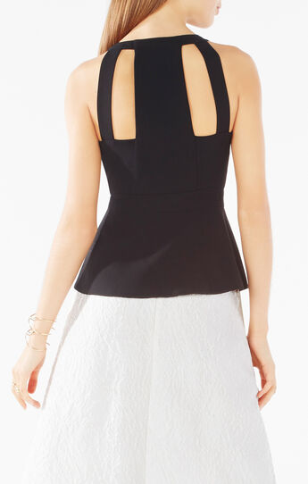 Daysie Sleeveless Ruffle Top