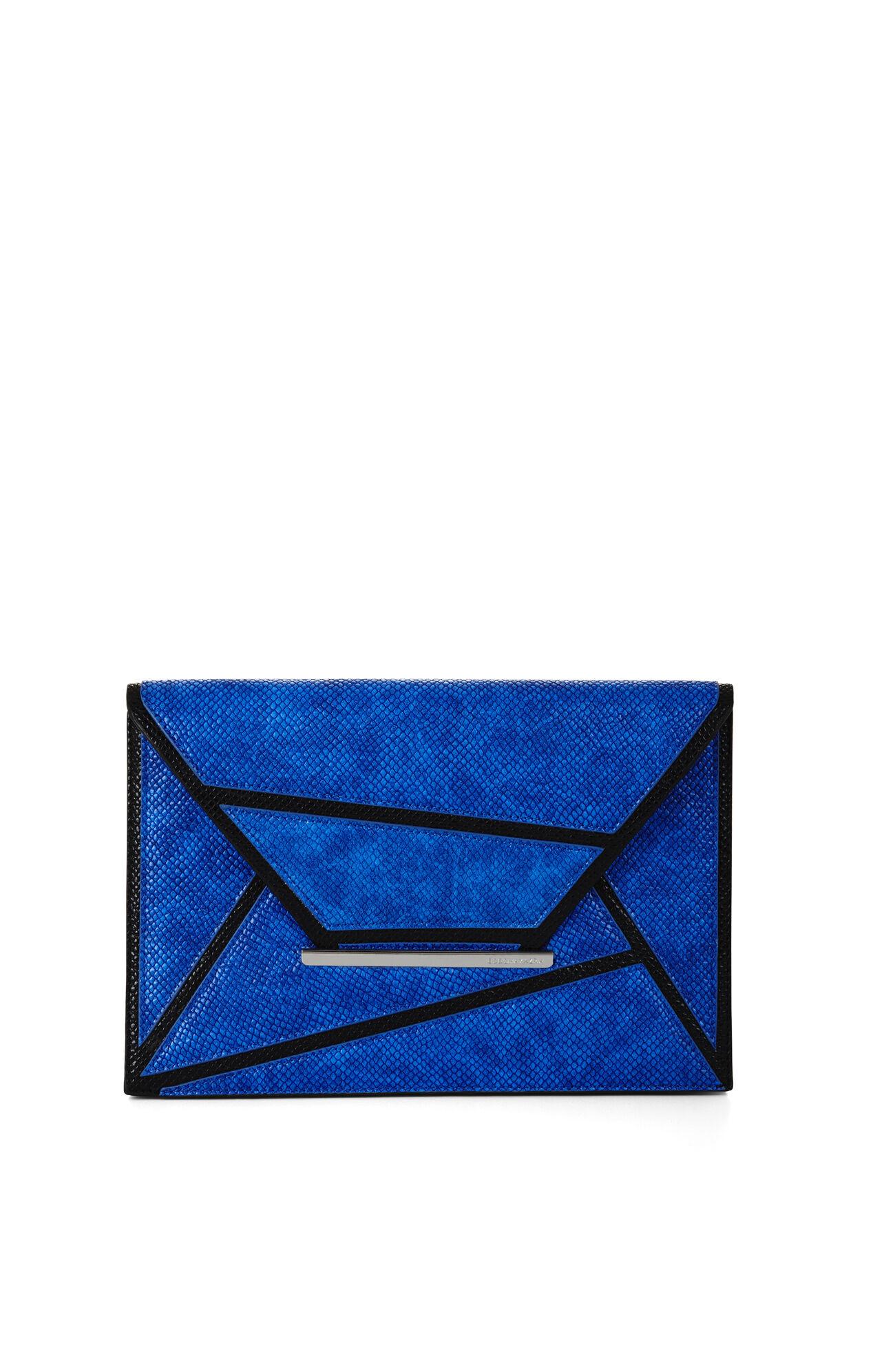 Harlow Geometric Envelope Clutch