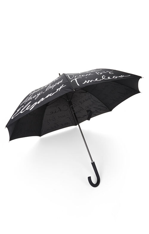 25th Anniversary Cane Umbrella