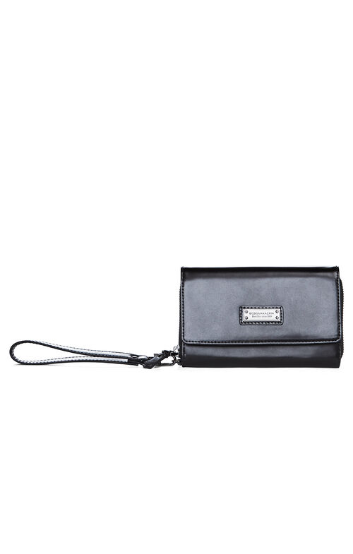 Suzi Leather Wristlet Wallet
