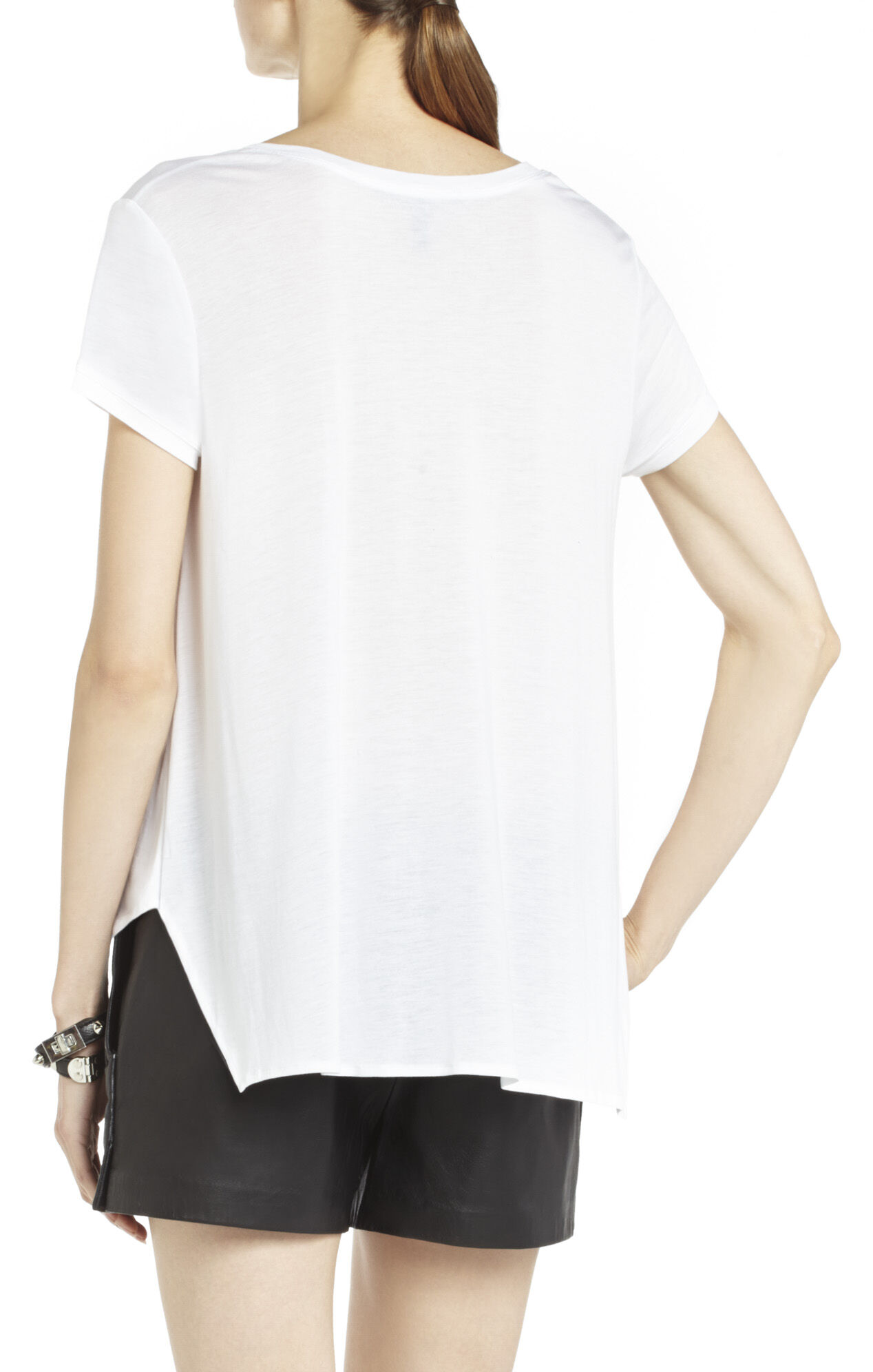 Kelsey Short-Sleeve Pocket Top