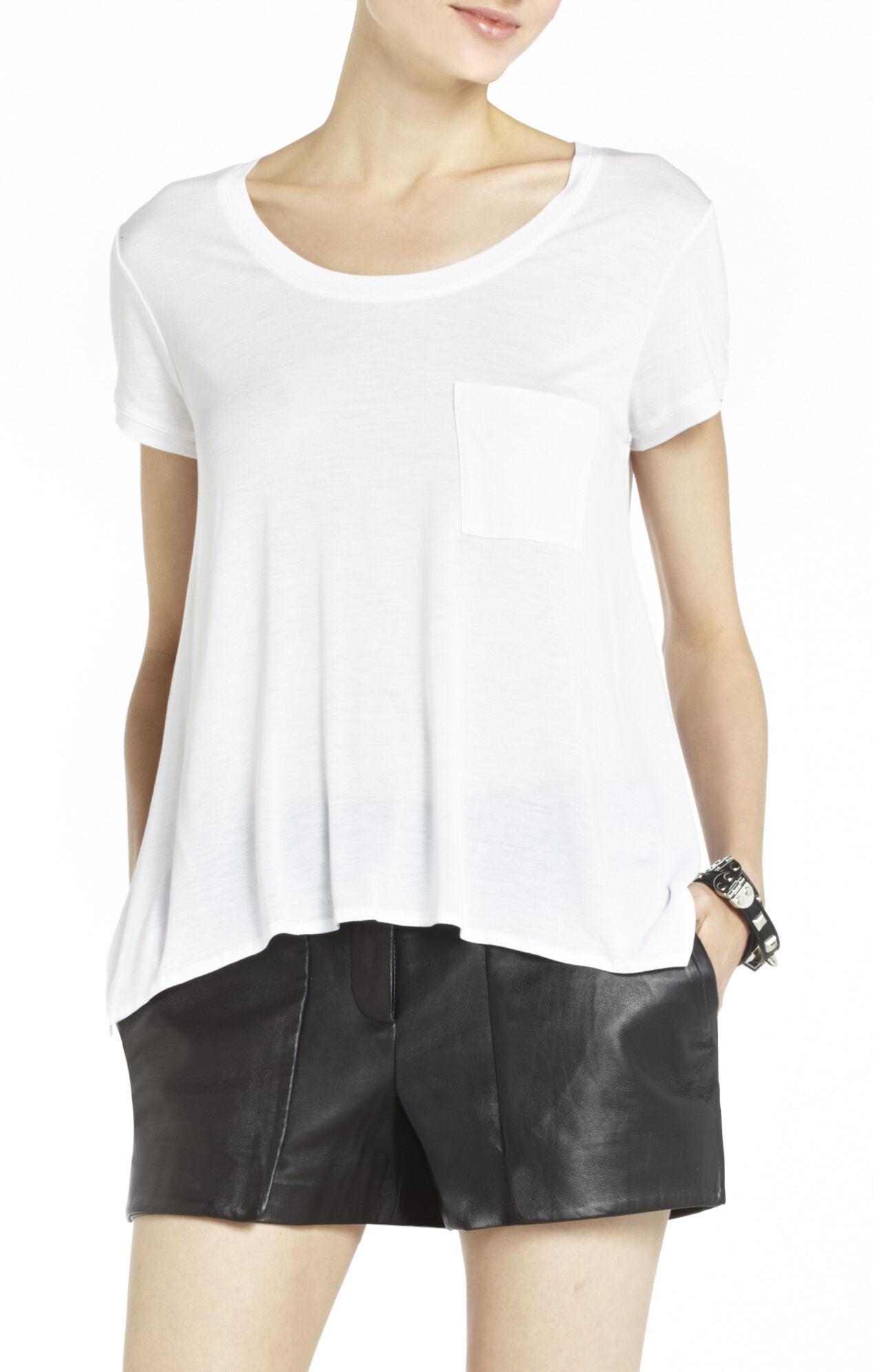 Kelsey Short-Sleeve Pocket Top