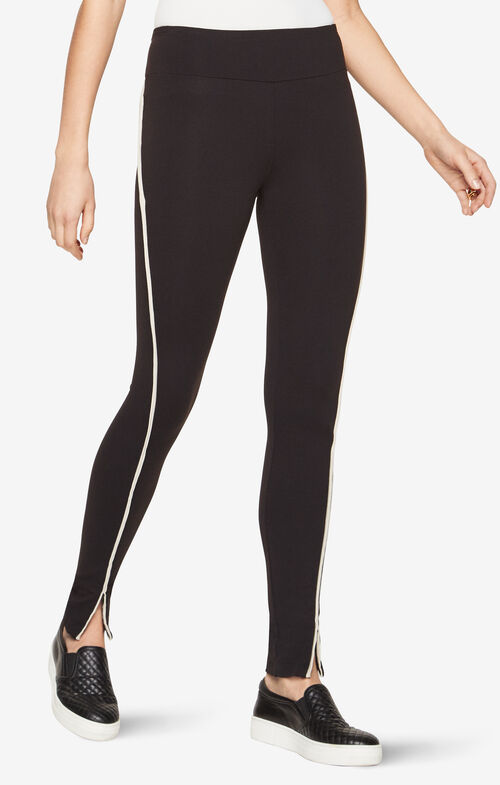 Bret Striped Performance Legging