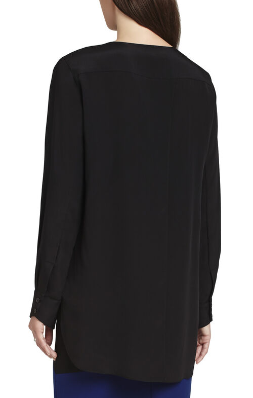 Bridgete Asymmetrical Hem Top
