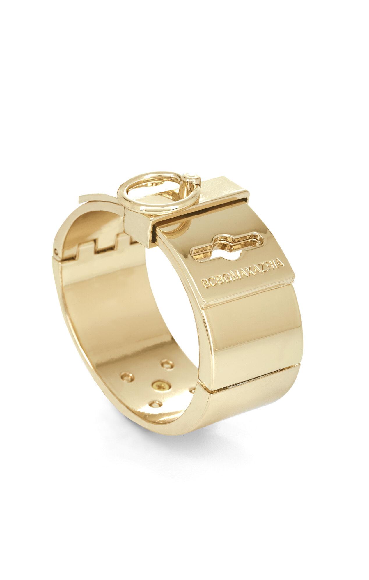 Metal Toggle Bracelet